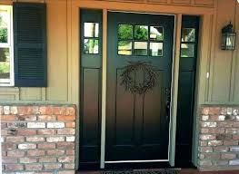 front entry door with sidelites entry door with front door sidelight replacement glass front door decor ideas front door sidelight front entry doors with