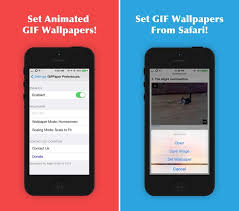how to set animated gif as wallpaper on