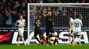 You are watching swansea city vs manchester city game in hd directly from the liberty stadium, swansea, wales, streaming live for your computer, mobile and. Video Swansea City 2 3 Manchester City Premier League Highlights Caughtoffside