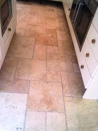 travertine kitchen floor before cleaning travertine kitchen floor after cleaning the photographs above show travertine stone tiles