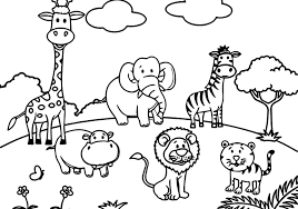 Animaling Pages Online For Free Animals Games Worksheets Pdf Zoo