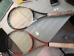 Novak Djokovic's Actual Racquet - A ...