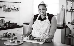 south african chef zola nene says she is excited about her debut cookbook simply delicious image dawie verwey penguin random house south africa