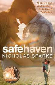 nicholas sparks safe haven english