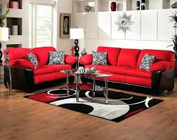 red couch decor ideas living room sofa