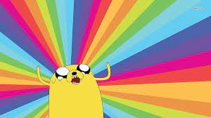 tv show jake adventure time