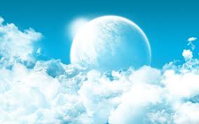 Bright Blue Sky HD wallpapers