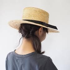 麦わら帽子に似合うヘアアレンジ14選ショートミディアムロング Cuty