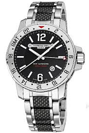 raymond weil stainless steel men s watch raymond weil nabucco men s watch in stainless steel is modern classic and is perfect for any occasions