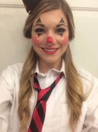 Girl Clown Face Designs Cute Clown Makeup Cute Clown Makeup Clown Makeup