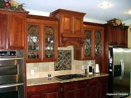 stained glass for kitchen cabinets kitchen cabinet glass door inserts large size of inserts for kitchen