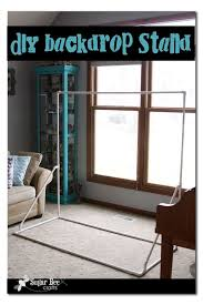 diy pvc backdrop stand inspirational 92 best booth ideas images on of 51 great diy