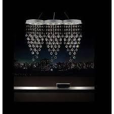 robin 9 light chrome chandelier