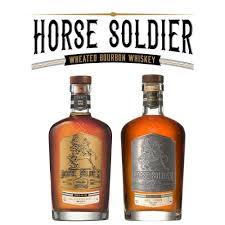 horse solr bourbon gift set