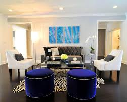 formal living room incorporating zebra surprising small contemporary living room dark floor on which is an an