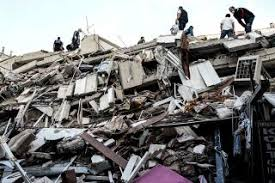 The earthquakes occur as a result of accumulated tensions and deformations in the earth's crust. Powerful Earthquake Strikes Near Turkey S Coast Killing At Least 14 Live Science