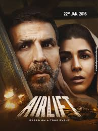 Airlift (2016) Hindi – 720p BluRay – 1.2GB – ShAaNiG  – 1.19 GB