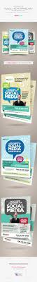 social media marketing flyer templates by kinzishots graphicriver social media marketing flyer templates corporate flyers