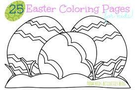Small Picture coloring pages preschool easter easter coloring pages coloring