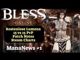 Bless Online Kostenlose Lumena Patch Notes Pvp Steam Charts Deutsch