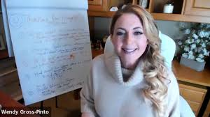Life Coach Wendy Gross-Pinto - Thinking New Thoughts on Purpose on Vimeo