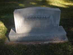 Elizabeth Fuss Cornell (1905-1987) - Find A Grave Memorial