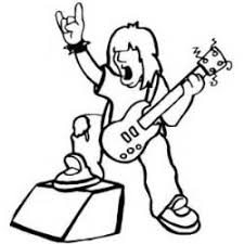 Small Picture gif rock star coloring pages nerdy singer coloring pages rock star