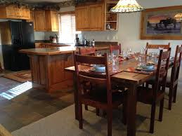 Moose Kitchen Decor 3 Br Deluxe Mh 703 Lodge Decor Instant Homeaway Eden