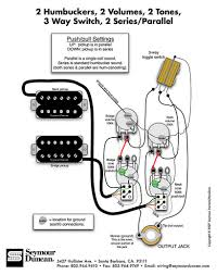 series parallel humbucker wiring diagram series series parallel 50s wiring my les paul forum on series parallel humbucker wiring diagram