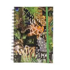 Dresz Urban Nature A5 Notebook 80 Pages Multicolor Internet Bookshop