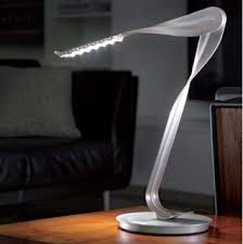 Designer Green LED Lamps give Innovative Lighting
