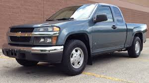 Used Chevy Colorado | 2007 Chevrolet Colorado LT Review - YouTube