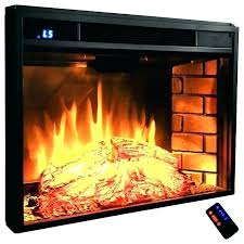 led electric fireplace insert home improvement freestanding indoor fireplaces duraflame ins