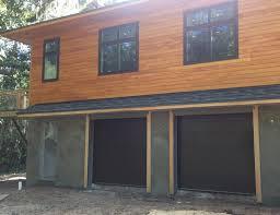 Garage Door amarr garage door reviews photographs : Exterior Design: Interesting Exterior Design With Gray Amarr ...