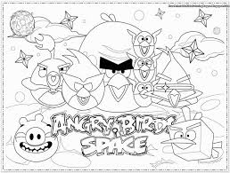 Beste Kleurplaten Angry Birds Kleurplaat 2019
