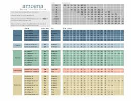 Bra Cup Size Comparison Chart Amoena Attachable Breast Form Model 383 An Asymmetrical