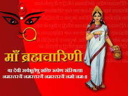 Image result for images of brahmacharini maa