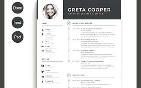 Indesign Resume Template Adorable Resume Template Indesign Resume Template Fancy Resumes Infographic