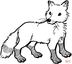 Small Picture Red Fox Coloring Pages Free Coloring Pages Coloring Home
