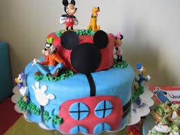 Cake Design For 1 Year Old Baby Boy