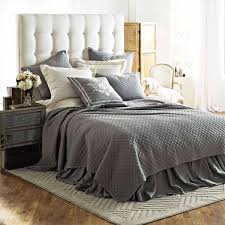 Bed Linen: amazing linen bed coverlet Linen Quilts And Coverlets ... & ... Linen Bed Coverlet Belgian Linen Coverlet Lili Alessandra Emily Diamond  Quilted Bedding Collection ... Adamdwight.com