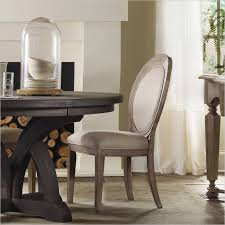 upholstered dining side chairs furniture corsica upholstered oval back dining chair in light