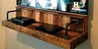 white floating tv shelf floating shelf for