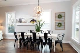 Photos hgtv light filled dining room Chairs Shop This Look Hgtvcom Fixer Upper Tackling