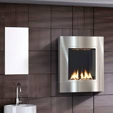 solas one6 wall mount propane fireplace