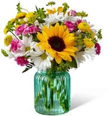 the ftd sunlit meadows bouquet from fl expressions in oswego il