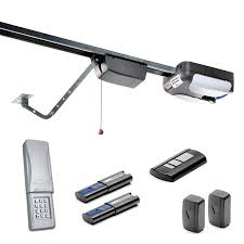 direct drive garage door openerShop SOMMER 555 Newton Direct Drive Garage Door Opener at Lowescom
