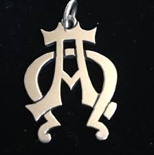 james avery alpha and omega pendant sold