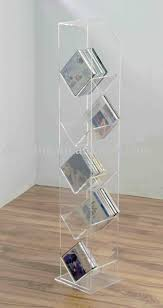 Clear Stands For Display desk Best Acrylic Display Stands Ideas Rack Floor Standing Cd 93