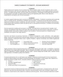 Professional Summary Example For Resume Resume Creator Simple Source Mesmerizing Quick Learner Resume